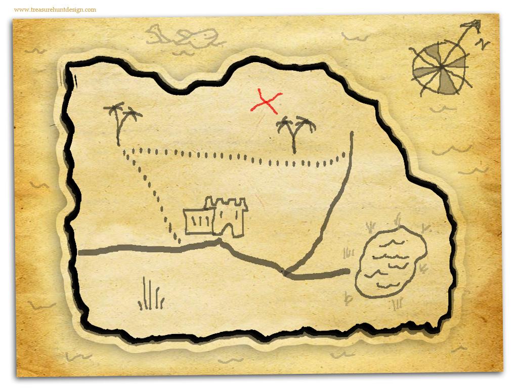Design Kitchen Island How To Make A Treasure Map Treasure Hunt Design