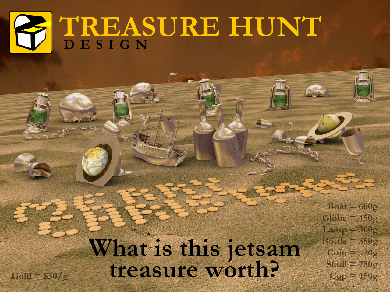 online treasure hunts