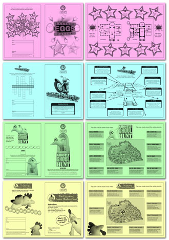 Examples Of Treasure Hunts Treasure Hunt Design